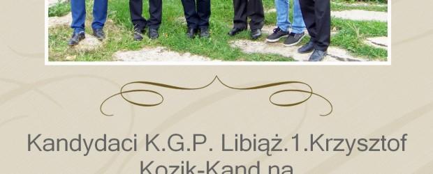Wybory samorządowe 2018r. – LIBIĄŻ
