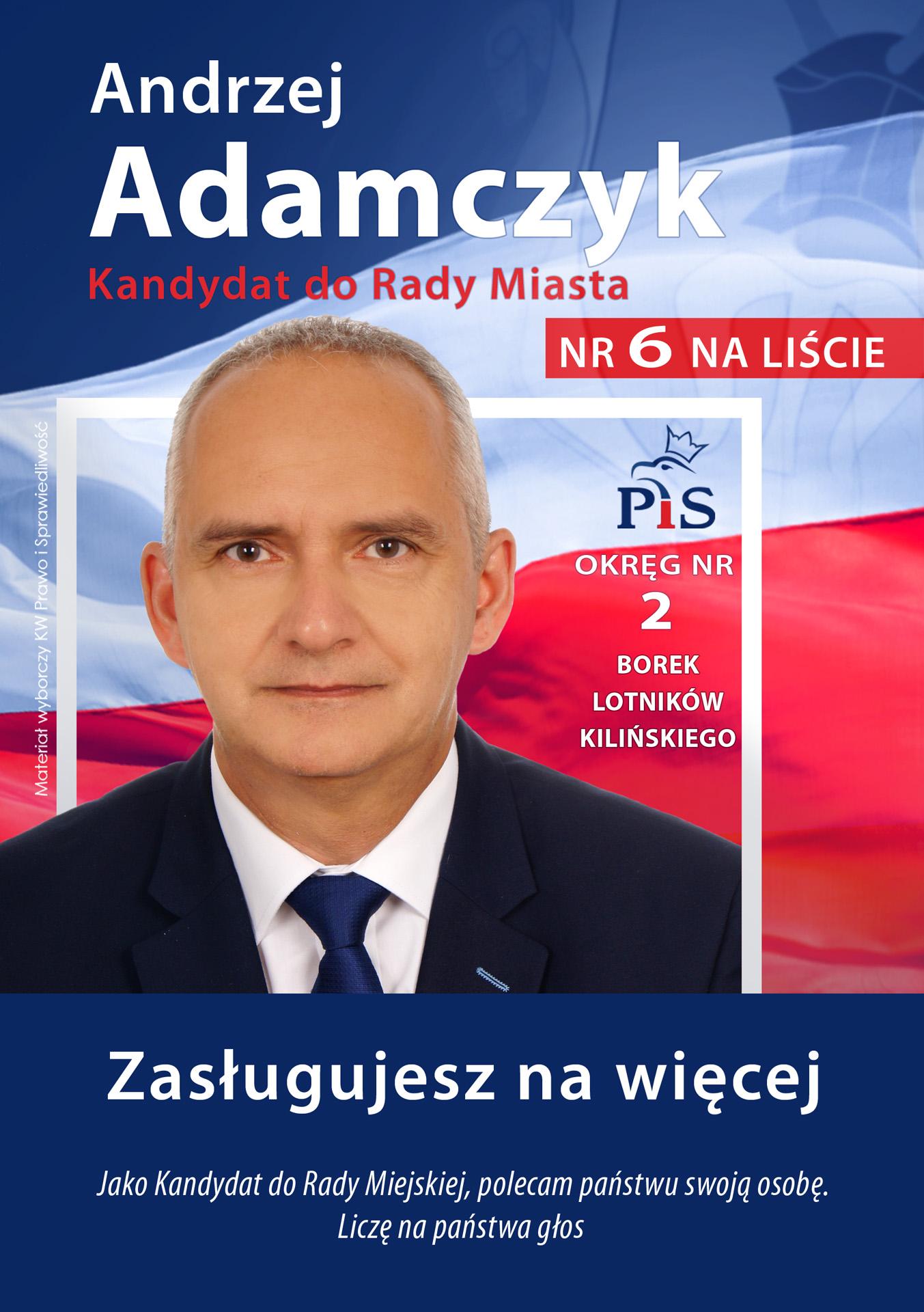 Mielec - Adamczyk WS2018