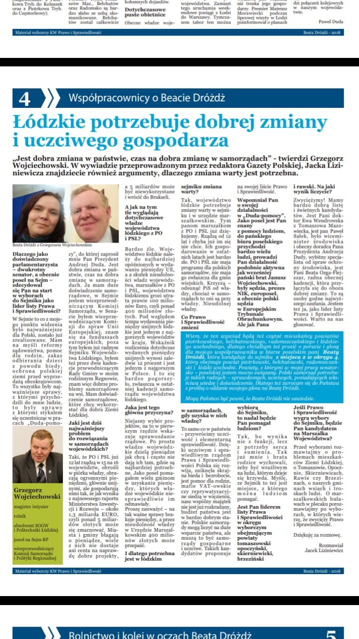 Piotrkow Tryb - Beata Drozdz WS2018 (2)