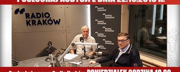 """POSŁUCHAJ AUDYCJI: """"Radiowy Klub Gazety Polskiej"""" – 22.10.2018 r.(audio)"""