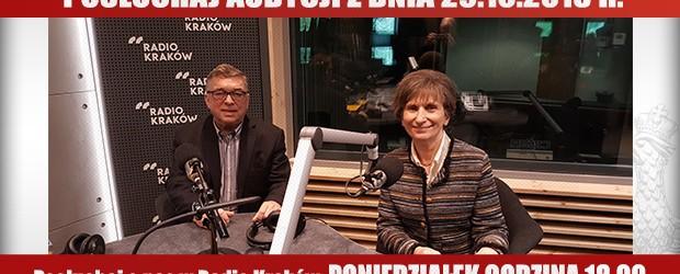 """POSŁUCHAJ AUDYCJI: """"Radiowy Klub Gazety Polskiej"""" – 29.10.2018 r.(audio)"""