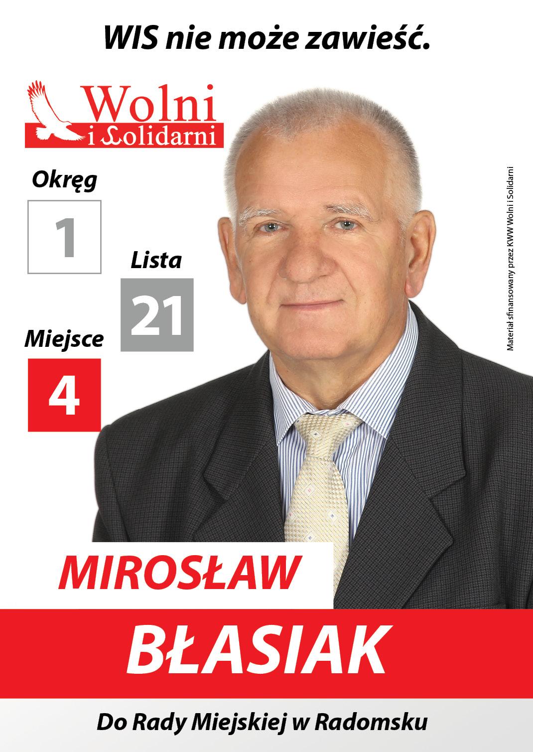 Radomsko BlasiakWS2018
