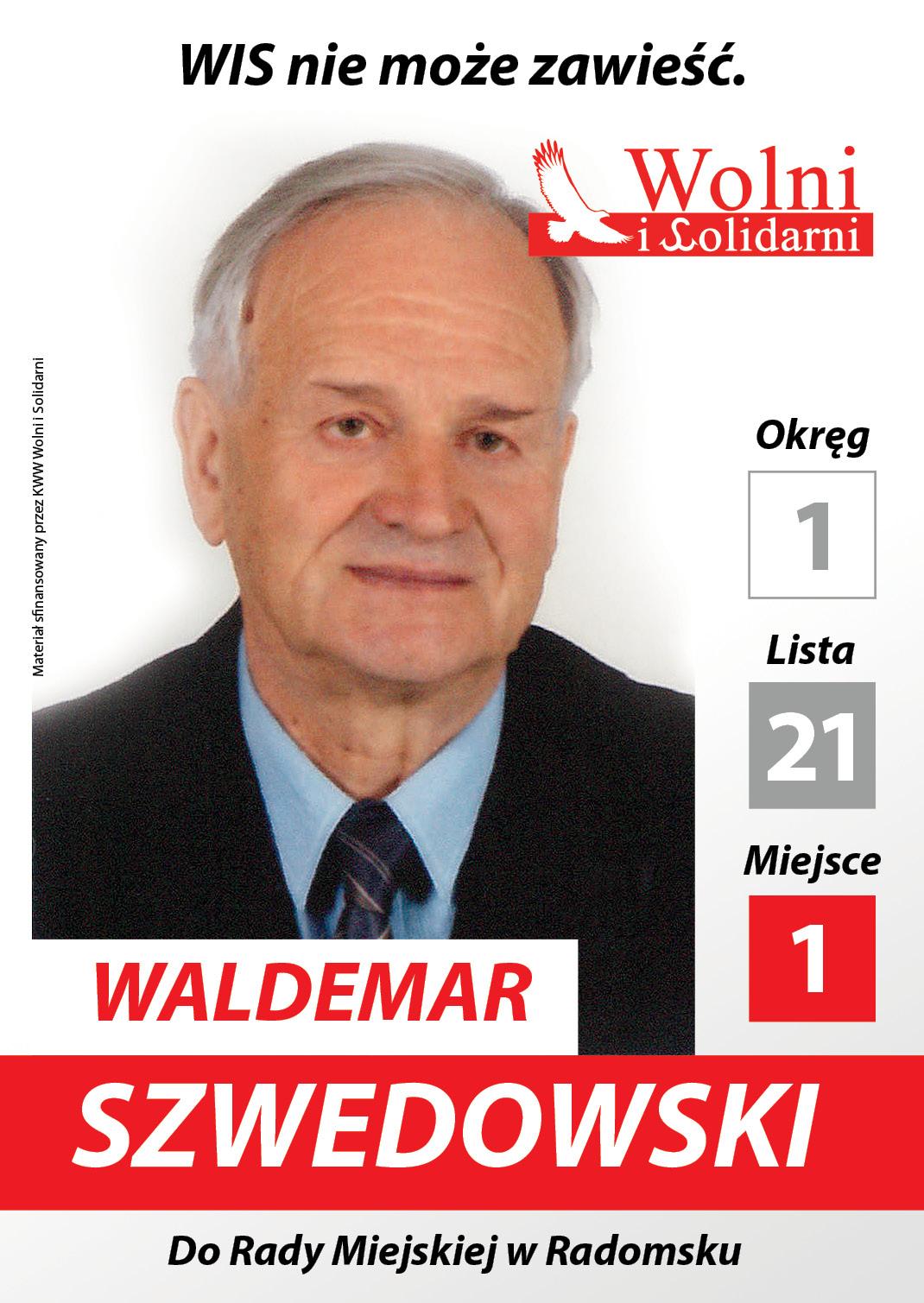 Radomsko - Szwedowski WS2018