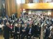 Gdynia: Spotkanie z ministrem Macierewiczem – sala wypełniona po brzegi