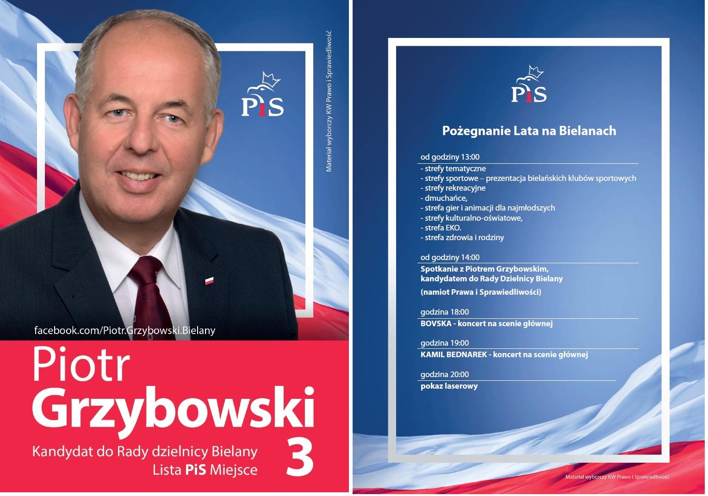 Warszawa Grzybowski WS2018