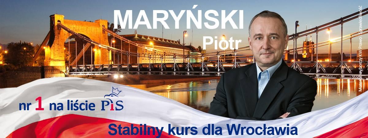 Wrocław - Maryński Piotr WS2018a