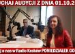 """POSŁUCHAJ AUDYCJI: """"Radiowy Klub Gazety Polskiej"""" – 01.10.2018 r.(audio)"""