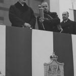 Ignacy Mościcki.  Obchody Święta Niepodległości w Cieszynie. Ze zbiorów Narodowego Archiwum Cyfrowego