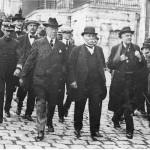 Konferencja pokojowa w Wersalu. Ze zbiorów Narodowego Archiwum Cyfrowego