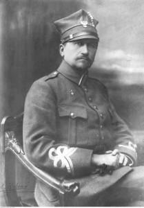 Józef Dowbor-Muśnicki Ze zbiorów Narodowego Archiwum Cyfrowego