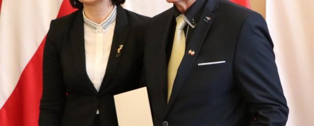 """Brzozów: Uroczystość wręczenia """"Medali 100-lecia Odzyskania Niepodległości"""""""