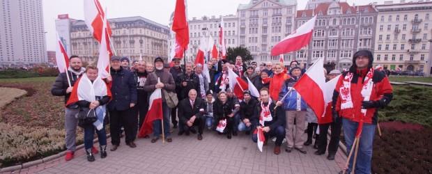 Dąbrowa Górnicza: Marsz Niepodległości