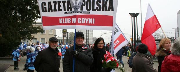 Gdynia: Parada Niepodległości