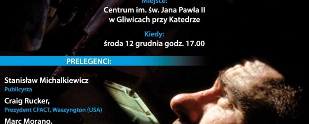 Gliwice – Zaproszenie na spotkanie z okazji COP-24 (12 grudnia godz.17:00)