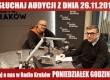 """POSŁUCHAJ AUDYCJI: """"Radiowy Klub Gazety Polskiej"""" – 26.11.2018 r.(audio)"""