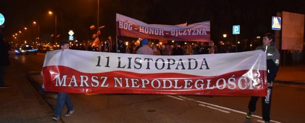 Suwałki: 100 lecie Niepodległości w Suwałkach
