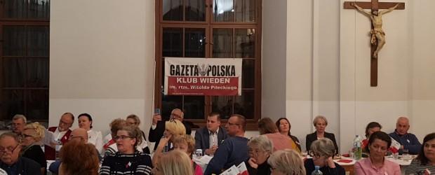 Wiedeń II:  Wieczór Pieśni Patriotycznych z okazji 100-lecia Odzyskania Niepodległości