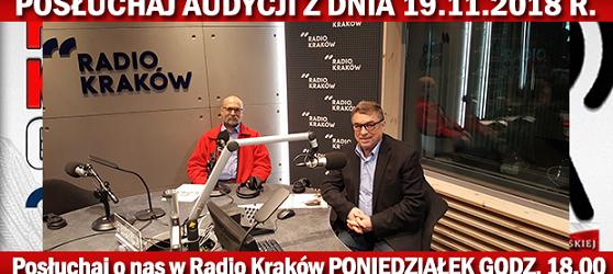 """POSŁUCHAJ AUDYCJI: """"Radiowy Klub Gazety Polskiej"""" – 19.11.2018 r.(audio)"""