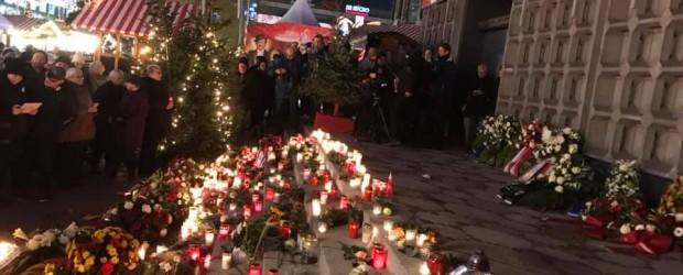 Berlin-Brandenburg: Dwa lata po islamskim zamachu terrorystycznym w Berlinie