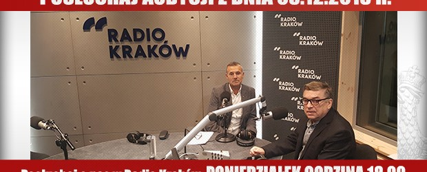 """POSŁUCHAJ AUDYCJI: """"Radiowy Klub Gazety Polskiej"""" – 03.12.2018 r.(audio)"""