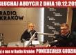 """POSŁUCHAJ AUDYCJI: """"Radiowy Klub Gazety Polskiej"""" – 10.12.2018 r.(audio)"""