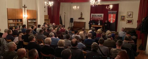 Wiedeń II: Relacja ze spotkania z Wojciech Sumlińskim