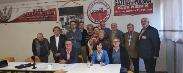 Wiedeń II: Spotkanie nowej polonijnej organizacji dachowej