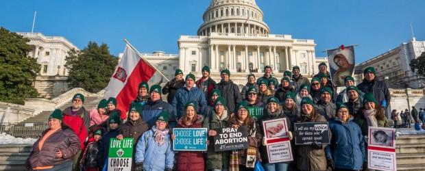 Filadelfia: Marsz w Obronie Życia 2019 w Waszyngtonie