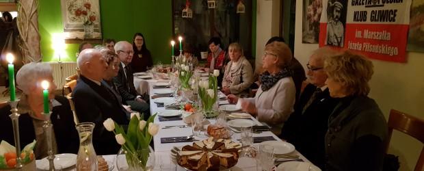Gliwice: Spotkanie świąteczno-noworoczne