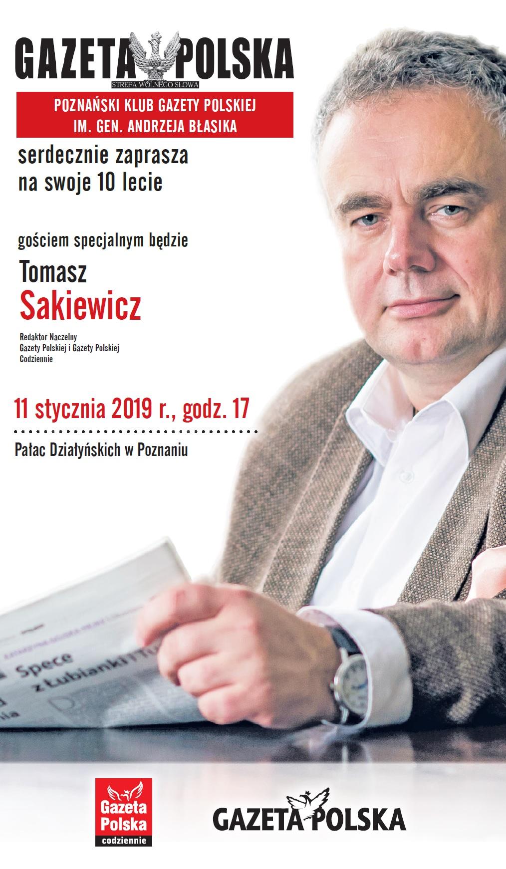 Poznan 10 lecie 2018