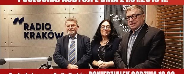 """POSŁUCHAJ AUDYCJI: """"Radiowy Klub Gazety Polskiej"""" – 21.01.2019 r.(audio)"""