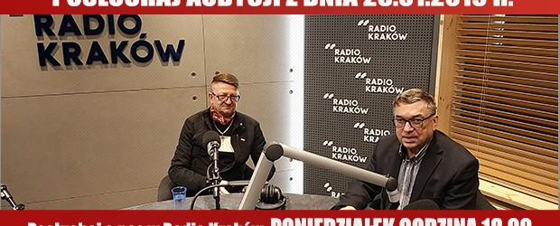 """POSŁUCHAJ AUDYCJI: """"Radiowy Klub Gazety Polskiej"""" – 28.01.2019 r.(audio)"""