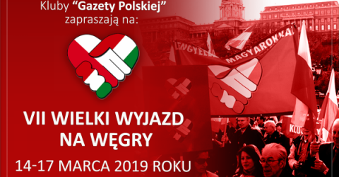 INFORMACJE I KOSZTY – Wielki Wyjazd na Węgry 2019 r.