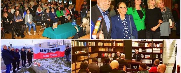 """[Tydzień w Klubach """"GP""""] Magdalena Ogórek na spotkaniu w Gdyni"""
