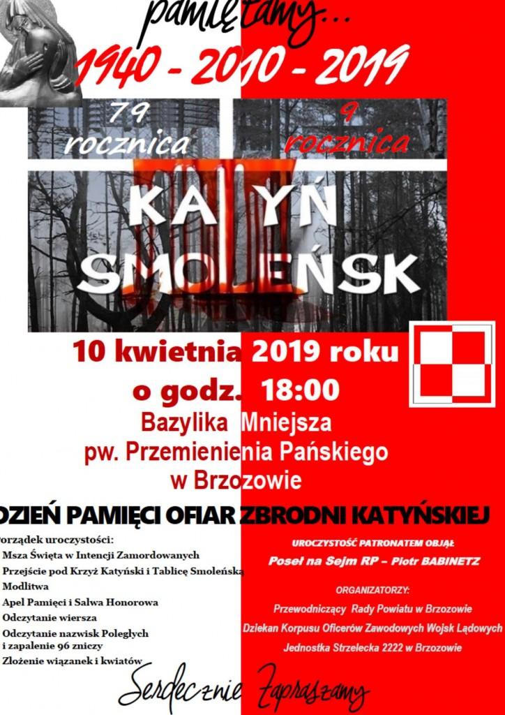 Brzozów 10kwietnia19