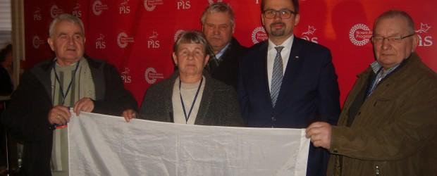 Czaniec: Konwencja PIS do Europarlamentu w Warszawie