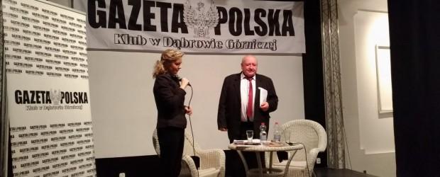 Dąbrowa Górnicza: Spotkanie z Markiem Franczkiem