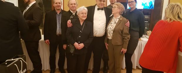 Gliwice: Delegacje z Gliwic na Gali Człowieka Roku Klubów Gazety Polskiej
