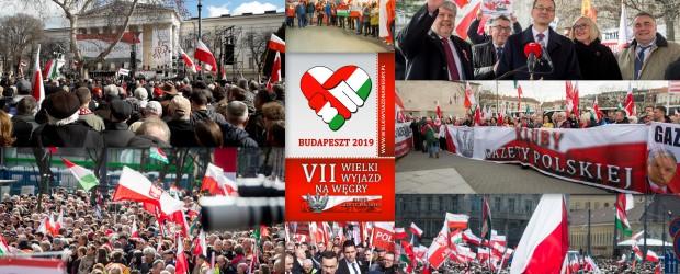 [FOTOGALERIA + WIDEO] VII Wielki Wyjazd na Węgry 14-17 marca 2019 r.