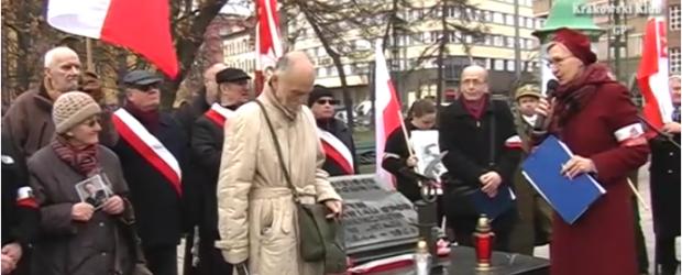 Kraków: Święto Żołnierzy Wyklętych