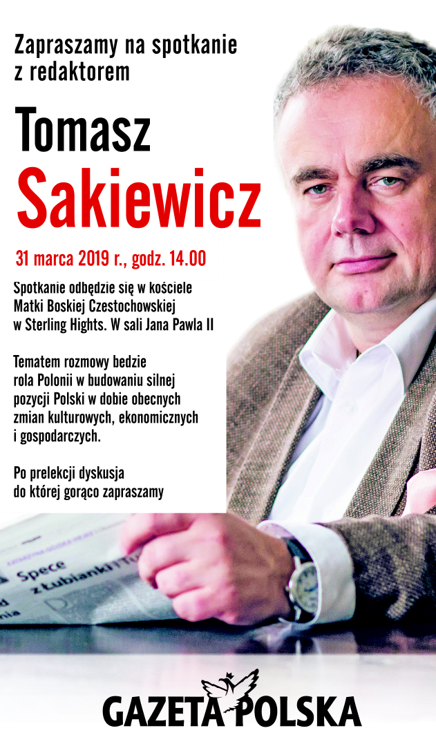 Michigan Sakiewicz 2019