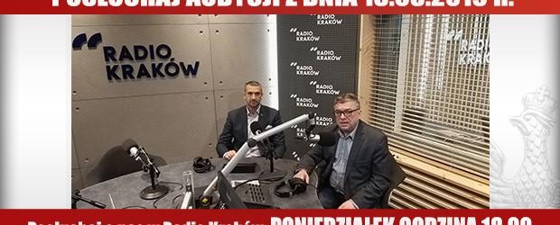 """POSŁUCHAJ AUDYCJI: """"Radiowy Klub Gazety Polskiej"""" – 18.03.2019 r.(audio)"""