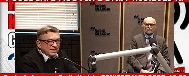 """POSŁUCHAJ AUDYCJI: """"Radiowy Klub Gazety Polskiej"""" – 4.03.2019 r. (audio)"""
