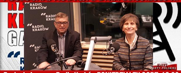 """POSŁUCHAJ AUDYCJI: """"Radiowy Klub Gazety Polskiej"""" – 11.03.2019 r. (audio)"""