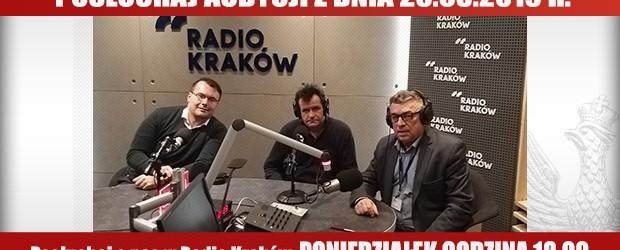 """POSŁUCHAJ AUDYCJI: """"Radiowy Klub Gazety Polskiej"""" – 25.03.2019 r.(audio)"""