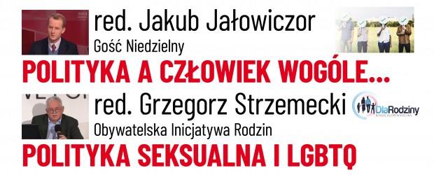 Sandomierz: Zaproszenie na spotkanie z red. Jałowiczorem i red. Strzemeckim 28.03 godz. 18:00