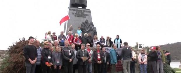 Sydney: Rajdu Katyń Smoleńsk (wideo)