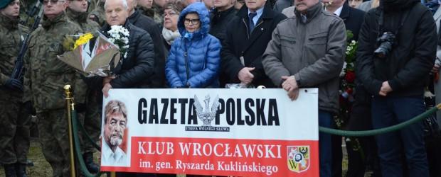 Wrocław: Narodowy Dzień Pamięci Żołnierzy Wyklętych