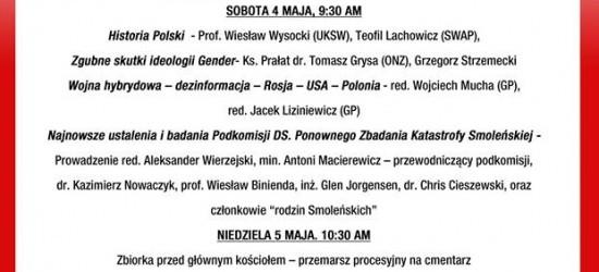 """VI Forum Polonijne w amerykańskiej Częstochowie. """"Polonia Semper Fidelis – Budujmy Wspólny Front Patriotyczny"""""""