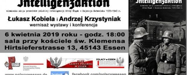Essen: Zaproszenie na wernisaż. 6 kwietnia godz. 18:00
